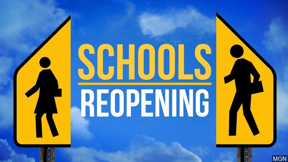 Zion School Reopening