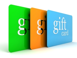 Gift Cards / Scrip